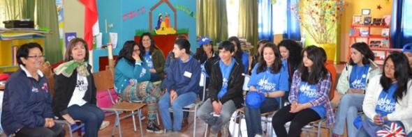 Campamento de Verano en  Inglés English Summer Camp 2014