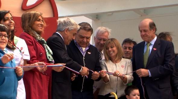 Inauguración Centro Teleton