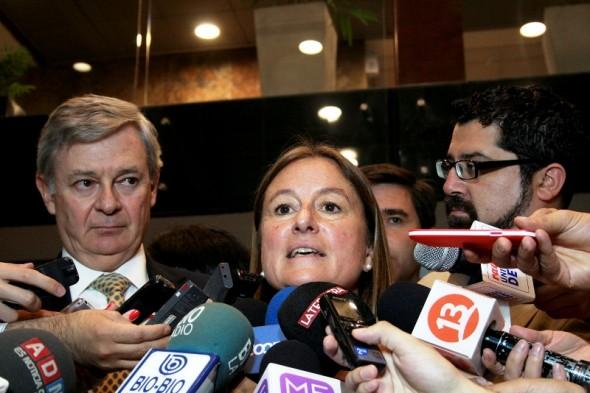 María Ignacia Benitez, ministra de Medio Ambiente