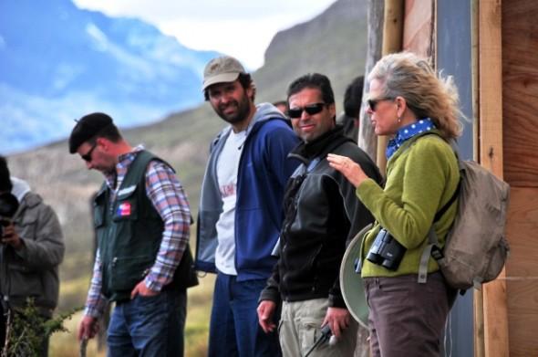 Representantes en Parque Patagonia