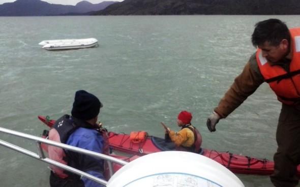 Rescate kayakista 2
