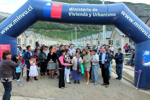 112 familias cumplen el sueño de la casa propia