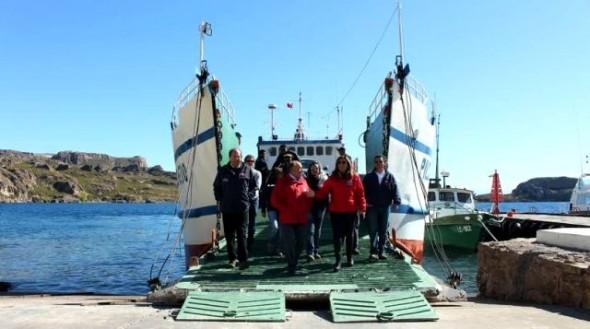 Barcaza Pilchero