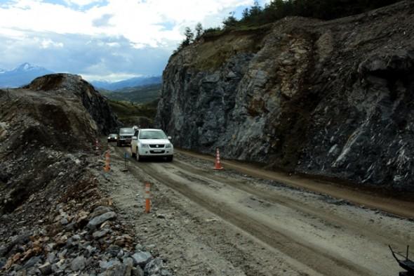 Camioneros y vialidad analizaron estado de la ruta 7