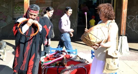 """Comunidades indígenas invitan a visitar la """"Cuarta Feria Regional Mapuche"""""""