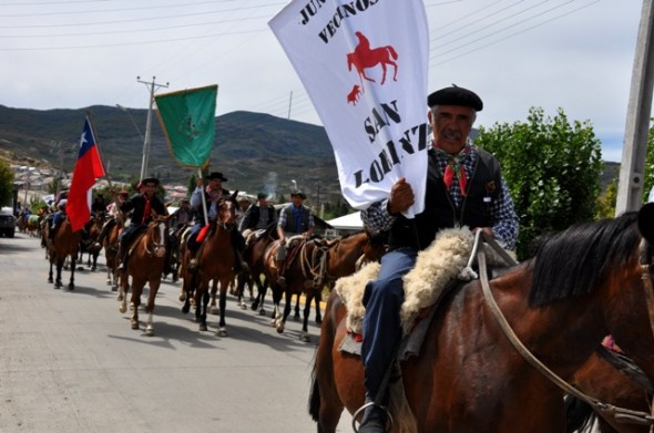 Con desfile de pioneros este fin de semana Cochrane inicia la fiesta costumbrista más antigua de la región