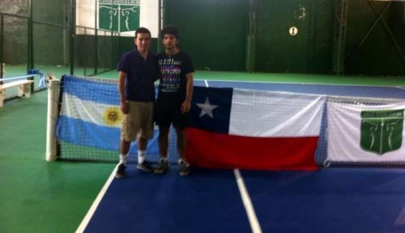 Copa de tenis en Argentina
