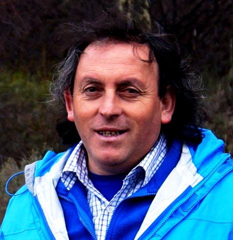 Iván Fuentes Castillo, diputado electo.