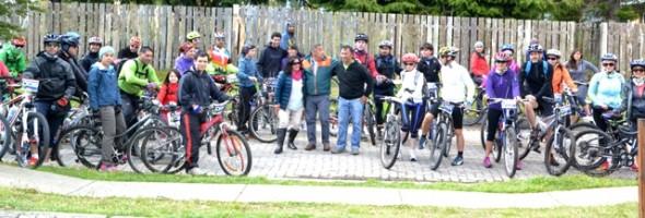 Municipio realiza primer Cross Country Familiar de MTB