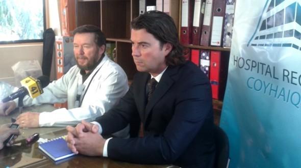 Traumatólogo de Hospital Regional Coyhaique participará en pasantía