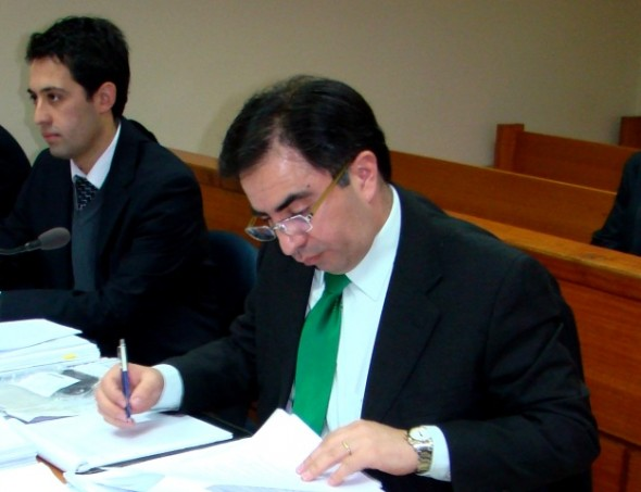 fiscal Alvaro Sanhueza Tasso