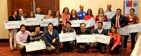 Capital Semilla empresas de Sercotec premió a 45 emprendedores