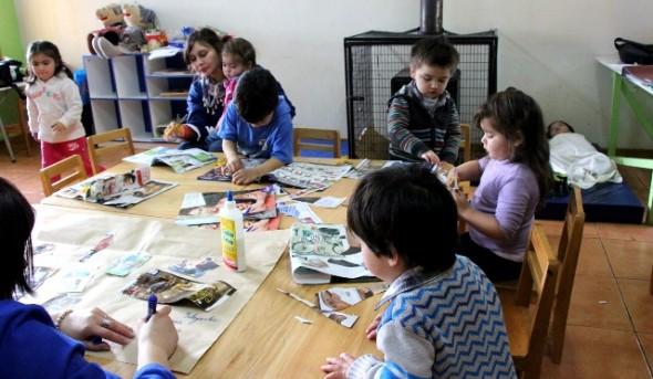 """Centro Educativo Cultural """"Sonrisa del Viento"""" de Junji abrió sus puertas a todos los párvulos de Coyhaique"""