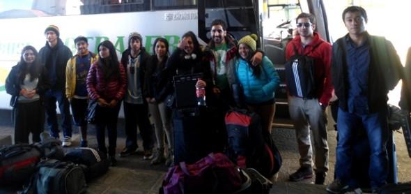 Estudiantes de la Región de Aysén