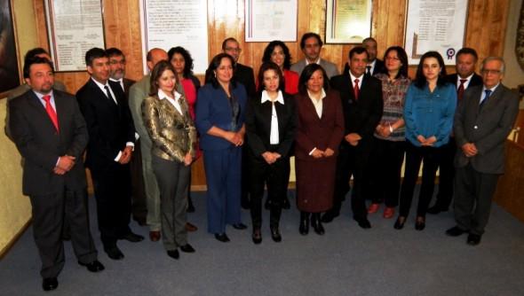Gabinete Regional marzo 2014