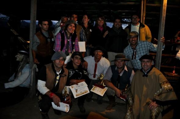 IX encuentro de jineteadas coraje y amistad reunió a más de 60 jinetes