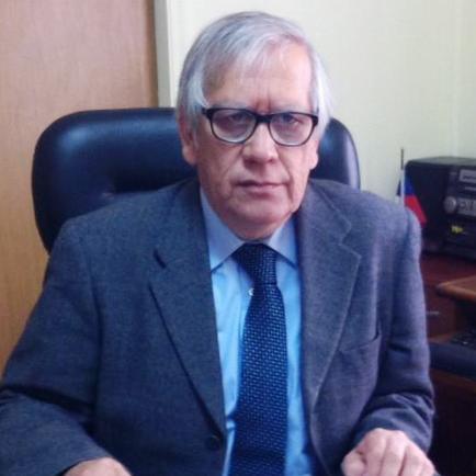 Jorge Díaz Guzmán, seremi de Gobierno Aysén.