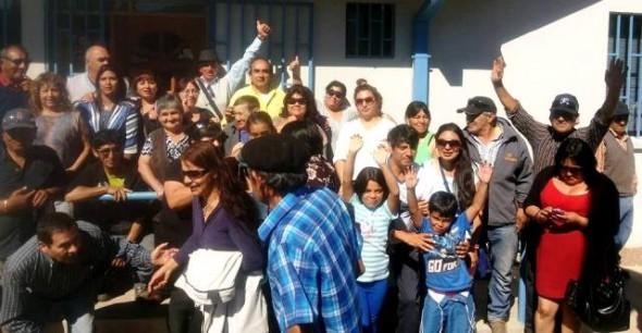 Juzgado de Garantía dejo sin efecto acusación contra Luperciano Muñoz y lo reintegra a sus funciones