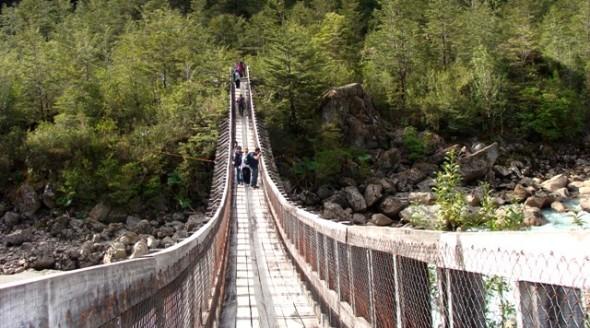 Más de 28 mil personas visitaron este verano las Áreas Silvestres Protegidas de Aysén.