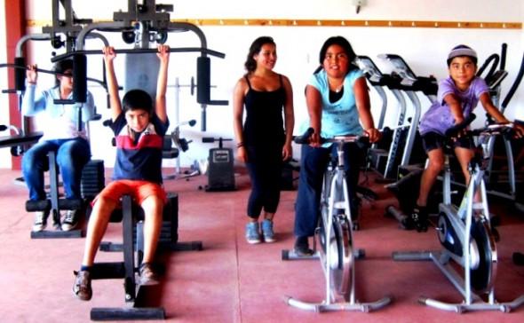 Monitores Chile Chico - Casa Deportista