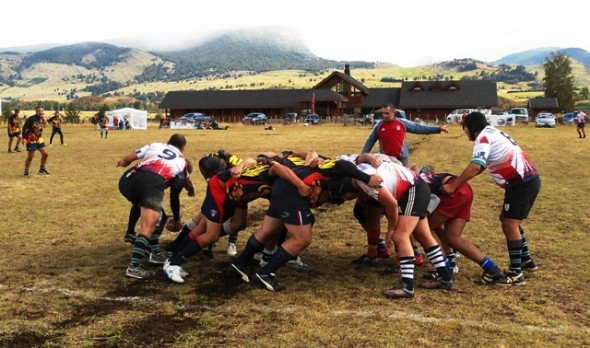 Patagonia Rugby Oldies 2014