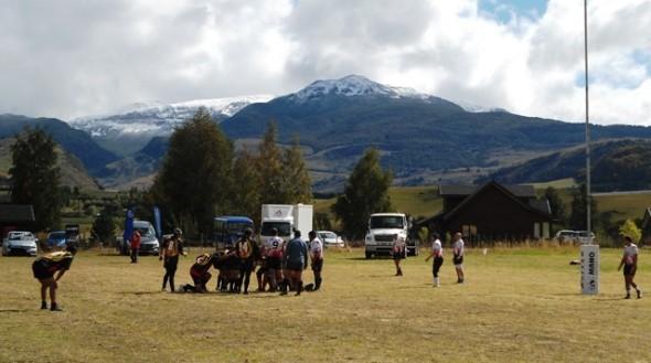Patagonia Rugby Oldies 2014 en Coyhaique