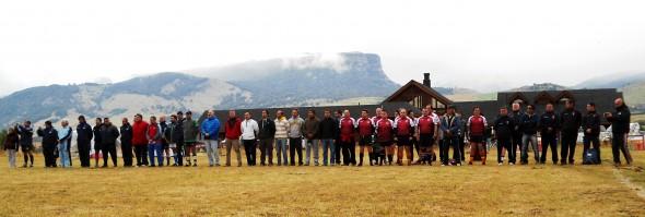 Patagonia Rugby Oldies 2014 se realizó en Coyhaique