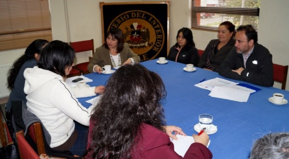 Positivo encuentro sostuvieron autoridades y comités de vivienda en Puerto Aysén