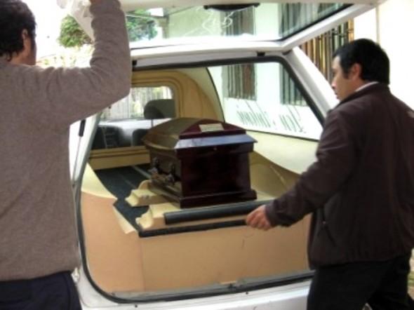 Restos de Juan Bautista Vera Cárcamo fueron entregados a su familia