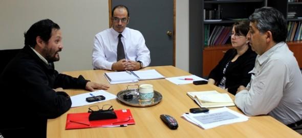 Seremi de Agricultura se reunió con la asociación de funcionarios del SAG