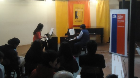 Alumnos de  Escuela de Música de Coyhaique realizaron Itinerancia Artística Regional.