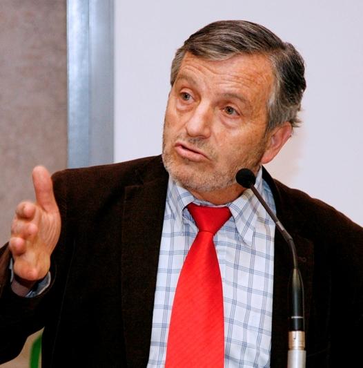 Antonio Horvath, senador por Aysén