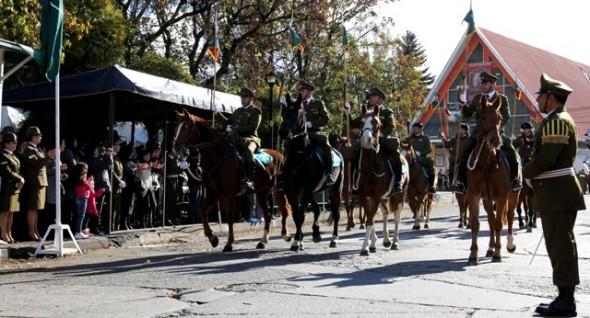 Carabineros de Chile conmemoró este 27 de abril su 87 aniversario institucional