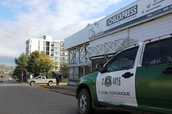 Chilexpress Carabineros