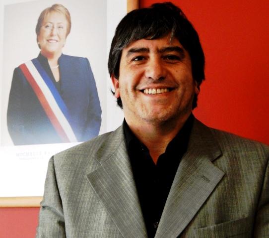 Claudio Montecinos director Corfo Aysen