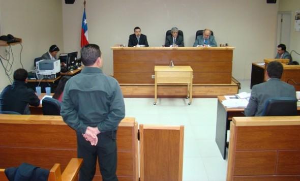 Condenan a imputado por homicidio ocurrido en ramada de Fiestas Patrias