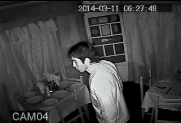 Fiscalía difunde imágenes de autores de robo a restaurant en Coyhaique