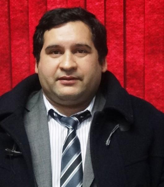 Luis Oyarzo Cerón, director regional del Trabajo en Aysén.