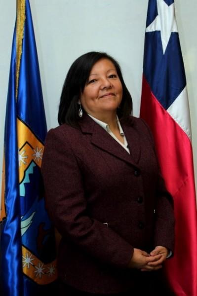 María Francisca Rojas Covarrubias, directora Sernam