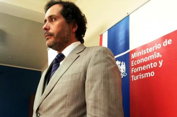 Marks Buscaglia, seremi de Economía Región de Aysén