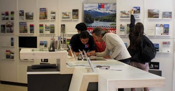 Oficina de informaciones turísticas de Coyhaique cambia de horarios por temporada baja