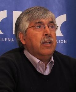 Pedro Arriagada, CChC Coyhaique