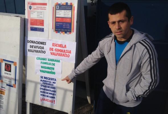 Profesor Benjamín Villalobos