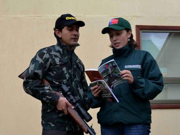 SAG invitó a informarse sobre apertura de la temporada de caza y el marco legal que regula esta práctica