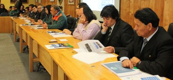 Alcaldes de la Región de Aysén