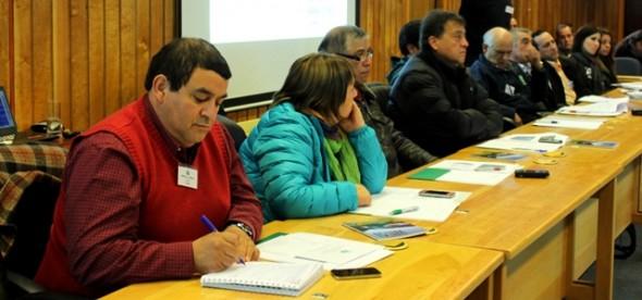 Alcaldes de la Región de Aysén.