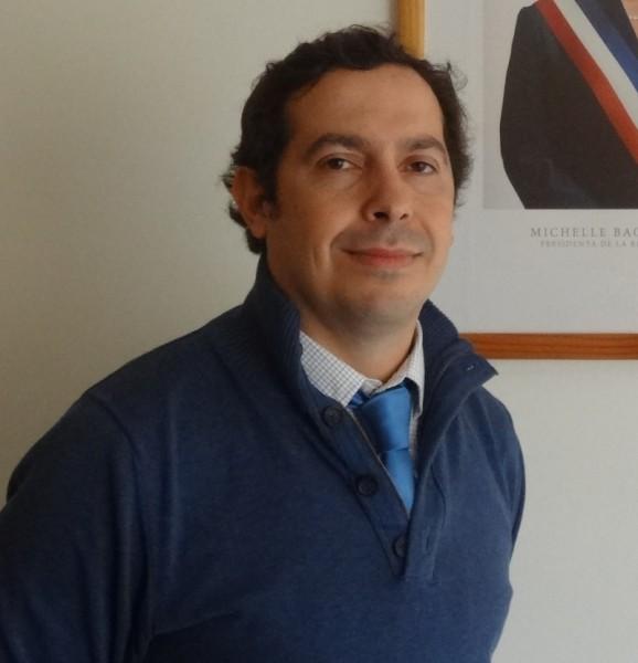 Cesar Gomez director de Sence