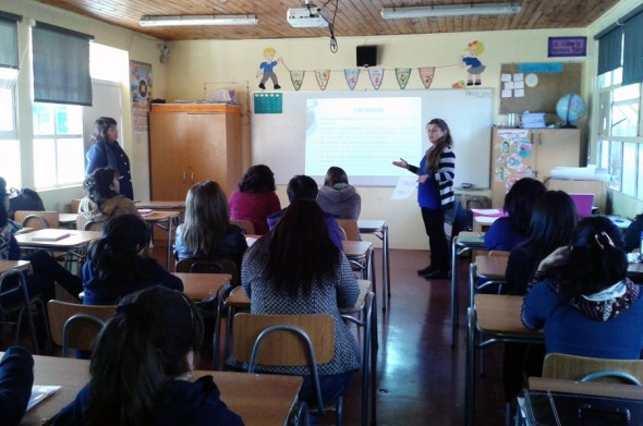 Colegio Profesores evaluacion docente