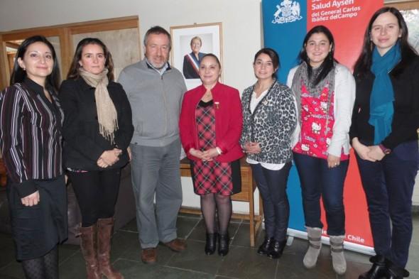 Damas Rotarias Coyhaique y SSA