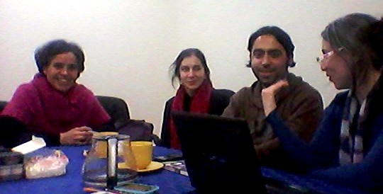 Equipo de trabajo Comision Asesora Presidencial en Aysén 1